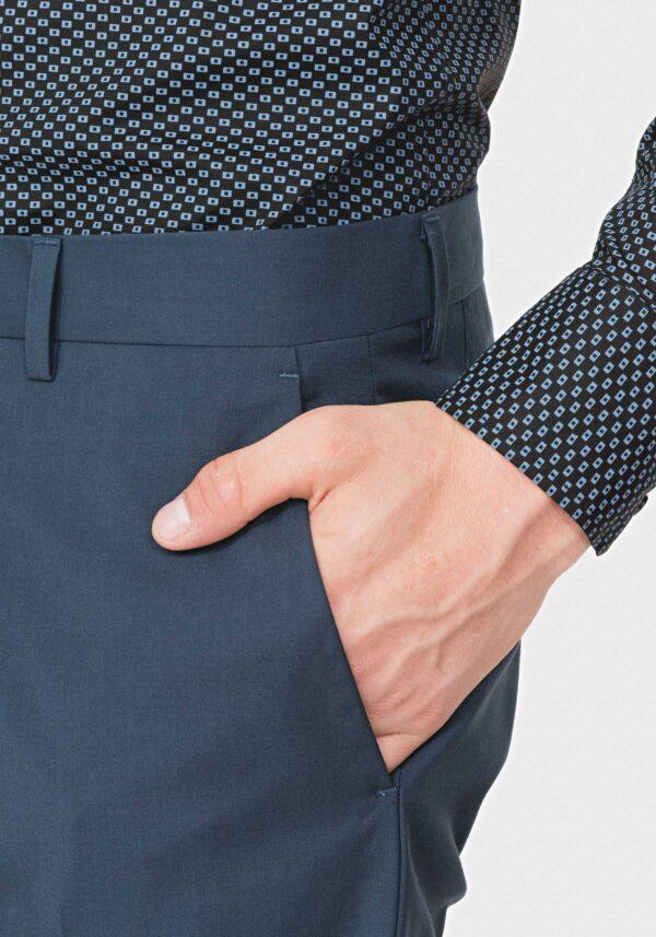 Antony Morato Bonnie Navy Trousers